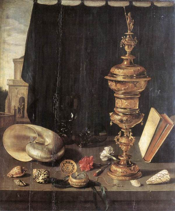 still-life-with-great-golden-goblet Pieter Claesz