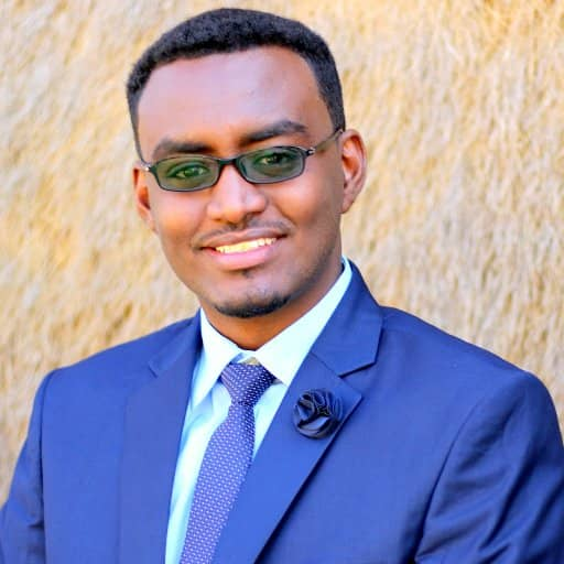 "Abdirashid Mohamed Aden "" Jeeni"" Lecturer and analyst on International Relations"