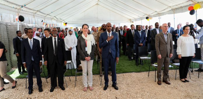 Germany increases Somalia aid by $73M in the next 2 years