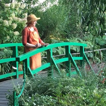 PILGRIMAGE TO MONET'S GARDEN AT GIVERNY