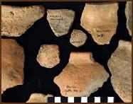 Algunas cerámicas de Los Hociles