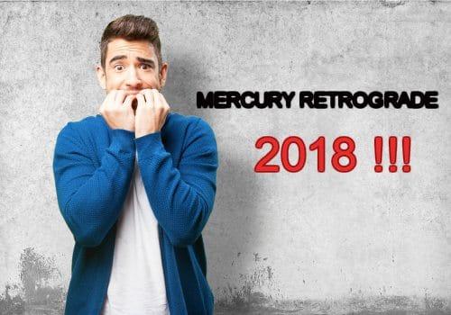 Guide de Survie – Mercure rétrograde 2018
