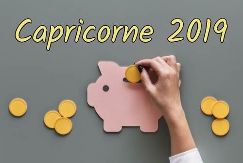 capricorne 2019 - le travail et l'argent