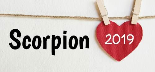 prévisions et conseils astrologiques 2019 amoureux du scorpion