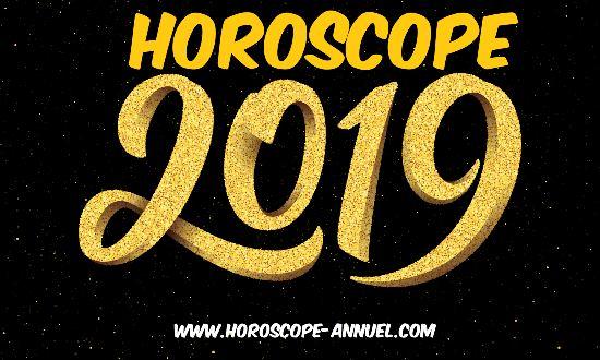 horoscope 2019 - amour, sante ,travail