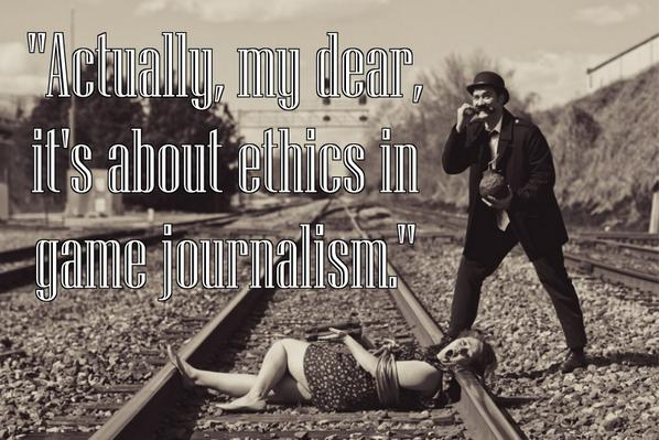 ethics in video game journalism