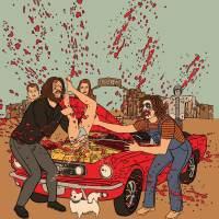 Un livre à colorier pour la série Blood Drive