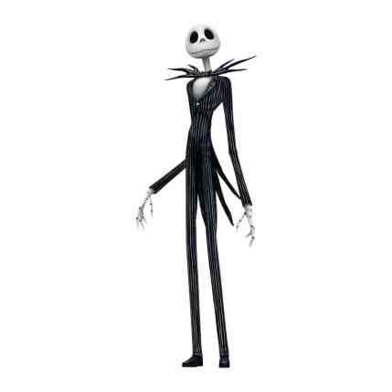 Jack Skellington (Tim Burton's The Nightmare Before Christmas)