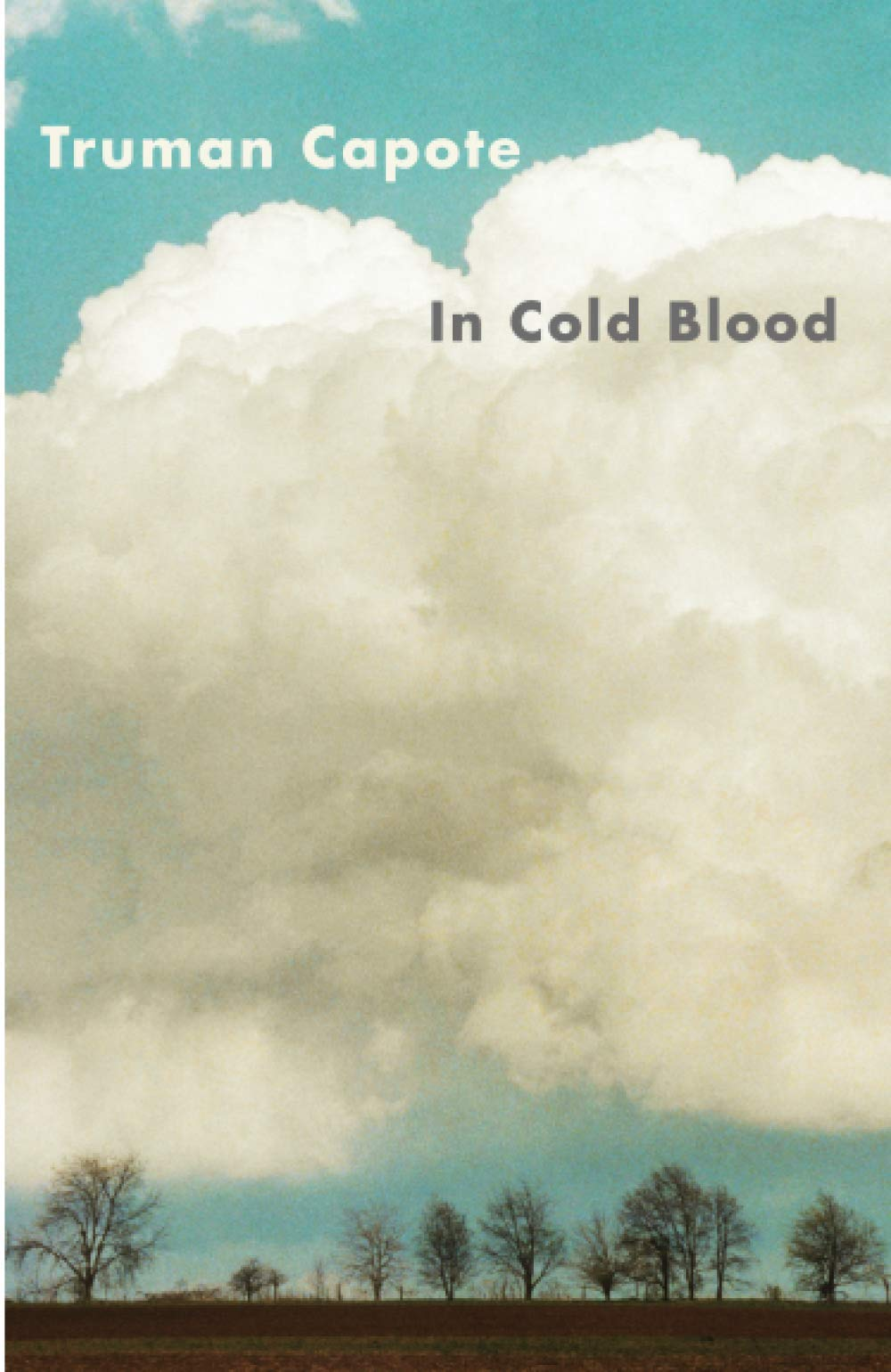 In Cold Blood couverture livre