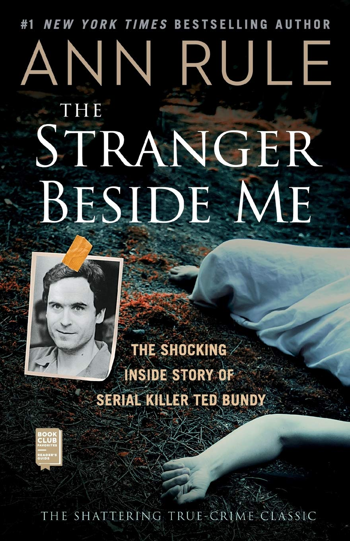The Stranger Beside Me couverture livre