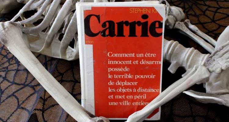 Carrie, de Stephen King. (1976)