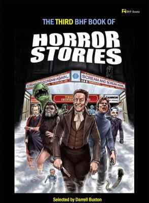 The Book of Horror Stories cover