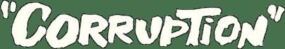 corruption logo