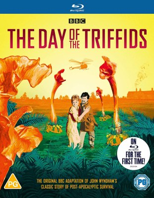 the day of the triffids blu ray box image