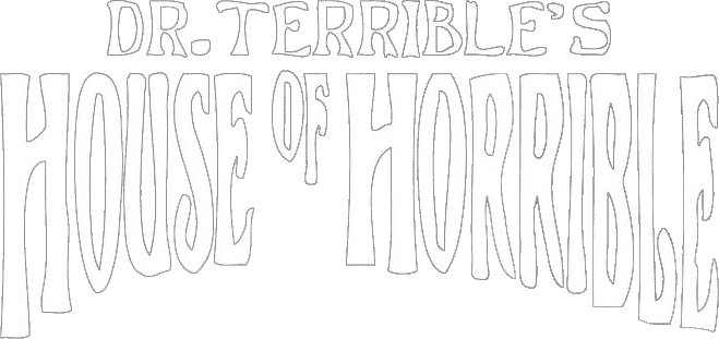 dr terribles house of horrible logo