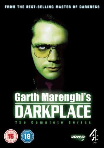 Garth Marenghi's Darkplace DVD cover