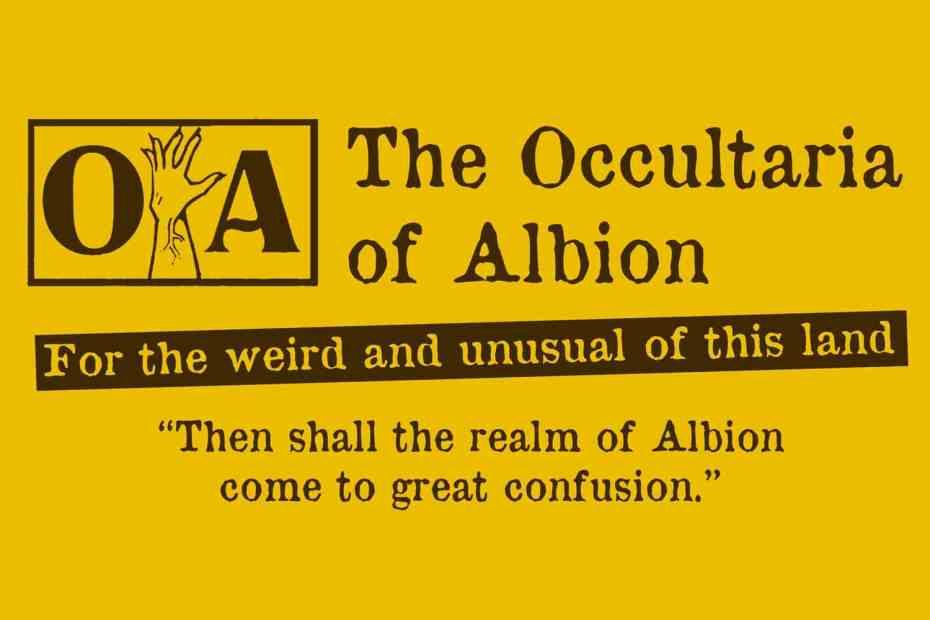 The Occultaria of Albion logo
