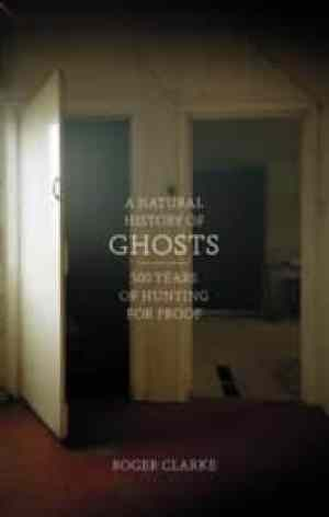 a history of ghosts book