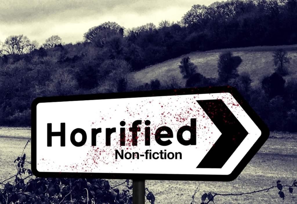 horrified nonfiction logo