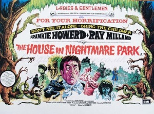 the house on nightmare park poster