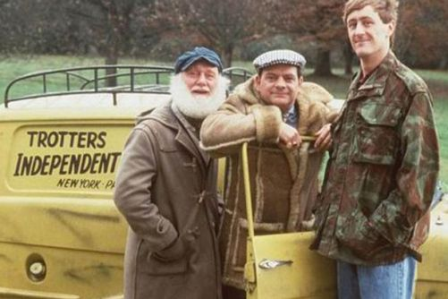 only fools and horses buster merryfield
