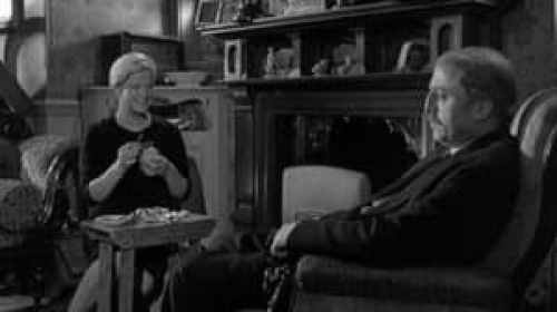 Kim Stanley and Richard Attenborough in Seance on a Wet Afternoon