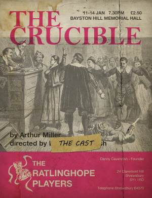 The Crucible flyer SMALL 1