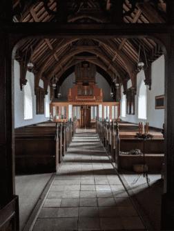 St. James Church, Dunwich