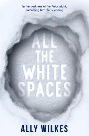 all the white spaces book cover