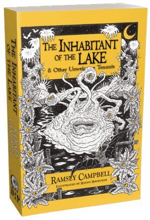 the inhabitant of the lake other unwelcome tenants trade paperback by ramsey campbel 4563 p