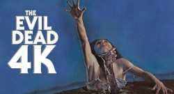 """[Evil-Dead-TT] Available for the First Time on 4K Ultra HD™ Combo Pack Including Dolby Vision™ Street Date: 10/9/18 4K UHD SRP: $22.99 PROGRAM DESCRIPTION Celebrate the original beginning of the cult classic series when The Evil Dead arrives on 4K Ultra HD™ Combo Pack (plus Blu-ray™ and Digital) October 9 from Lionsgate. Written and directed by Sam Raimi, and starring Bruce Campbell in the role that made him a cult icon, this film follows five college friends who accidentally release a legion of demons and spirits. Experience four times the resolution of Full HD with 4K, as well as Dolby Vision™ HDR, to bring to life the stunning cinematography of this supernatural horror film. When compared to a standard picture, Dolby Vision can deliver spectacular colors never before seen on a screen, highlights that are up to 40 times brighter, and blacks that are 10 times darker. Available for the very first time in this absolutely stunning format, The Evil Dead 4K Ultra HD Combo Pack will be available for the suggested retail price of $22.99. OFFICIAL SYNOPSIS More than 35 years ago, a low-budget horror movie roared across movie screens and changed the velocity of fear forever — and made a cult legend out of Bruce Campbell in his iconic role as the lethal, wisecracking Ash Williams. Now, for the first time, you can experience the ferocious ingenuity, relentless shocks, and gore-gushing havoc of the original Sam Raimi masterpiece in 4K! CAST Bruce Campbell Army of Darkness, TV's """"Ash vs Evil Dead,"""" """"Burn Notice"""" Ellen Sandweiss Evil Dead (2013), TV's """"Ash vs Evil Dead"""" Richard DeManincor Crimewave, Morrow Road, Bong Fly and Betsy Baker Sharp Objects, Hand of God, Oz the Great and Powerful SPECIAL FEATURES · Audio Commentary with writer-director Sam Raimi, producer Robert Tapert, and star Bruce Campbell For Artwork: www.lionsgatepublicity.com/home-entertainment/theevildead4k/ PROGRAM INFORMATION Year of Production: 1981 Title Copyright: Program Content and Package Artwork: © 198"""