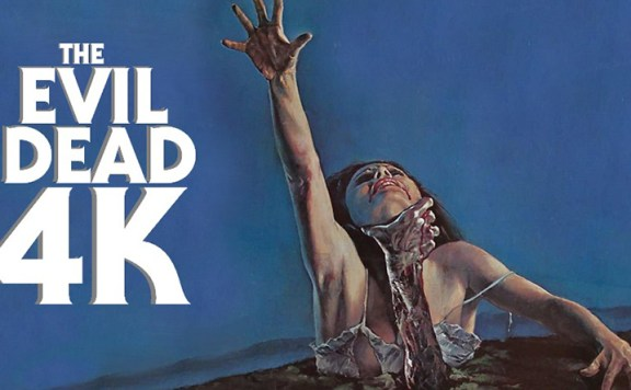 "[Evil-Dead-TT] Available for the First Time on 4K Ultra HD™ Combo Pack Including Dolby Vision™ Street Date: 10/9/18 4K UHD SRP: $22.99 PROGRAM DESCRIPTION Celebrate the original beginning of the cult classic series when The Evil Dead arrives on 4K Ultra HD™ Combo Pack (plus Blu-ray™ and Digital) October 9 from Lionsgate. Written and directed by Sam Raimi, and starring Bruce Campbell in the role that made him a cult icon, this film follows five college friends who accidentally release a legion of demons and spirits. Experience four times the resolution of Full HD with 4K, as well as Dolby Vision™ HDR, to bring to life the stunning cinematography of this supernatural horror film. When compared to a standard picture, Dolby Vision can deliver spectacular colors never before seen on a screen, highlights that are up to 40 times brighter, and blacks that are 10 times darker. Available for the very first time in this absolutely stunning format, The Evil Dead 4K Ultra HD Combo Pack will be available for the suggested retail price of $22.99. OFFICIAL SYNOPSIS More than 35 years ago, a low-budget horror movie roared across movie screens and changed the velocity of fear forever — and made a cult legend out of Bruce Campbell in his iconic role as the lethal, wisecracking Ash Williams. Now, for the first time, you can experience the ferocious ingenuity, relentless shocks, and gore-gushing havoc of the original Sam Raimi masterpiece in 4K! CAST Bruce Campbell Army of Darkness, TV's ""Ash vs Evil Dead,"" ""Burn Notice"" Ellen Sandweiss Evil Dead (2013), TV's ""Ash vs Evil Dead"" Richard DeManincor Crimewave, Morrow Road, Bong Fly and Betsy Baker Sharp Objects, Hand of God, Oz the Great and Powerful SPECIAL FEATURES · Audio Commentary with writer-director Sam Raimi, producer Robert Tapert, and star Bruce Campbell For Artwork: www.lionsgatepublicity.com/home-entertainment/theevildead4k/ PROGRAM INFORMATION Year of Production: 1981 Title Copyright: Program Content and Package Artwork: © 1982 Renaissance Pictures, Ltd. Package Design and Summary © 2018 Lions Gate Entertainment Inc. All Rights Reserved. Type: Theatrical Release Rating: NR Genre: Horror, Comedy, Thriller Closed Captioned: NA Subtitles: English, Spanish, English SDH Feature Running Time: 85 Minutes 4K Ultra HD™ Format: Dolby Vision, 2160p Ultra High Definition, 16x9 Widescreen 1.33:1 Presentation Blu-ray Format: 1080p High Definition, 16x9 Widescreen 1.33:1 Presentation 4K Audio Status: English 5.1 Dolby TrueHD Blu-ray Audio Status: English 5.1 Dolby TrueHD"