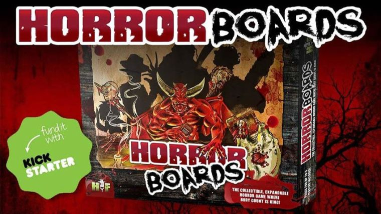 horror-fix-horror-boards-board-game-kickstarter