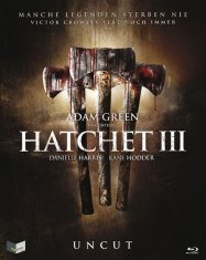 Hatchet 3 Blu-Ray