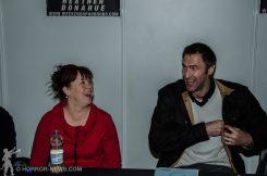 Heather Donahue & Ian Whyte