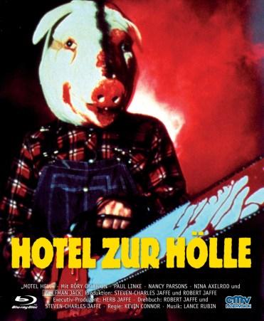 Hotel zur Hölle - Mediabook Cover B
