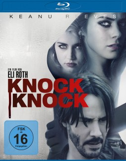 ©SquareOne/Universum Knock Knock Blu-Ray Cover