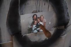 ©SquareOne/Universum Das von Genesis und Bel zerstörte Familienporträt von Evan.