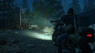 Days Gone - Lost Lake ® 2016 capcom Sony Interactive Entertainment