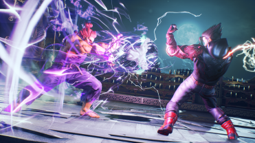 Tekken 7 E3 screenshot 04 ® 2016 BANDAI NAMCO Entertainment Europe