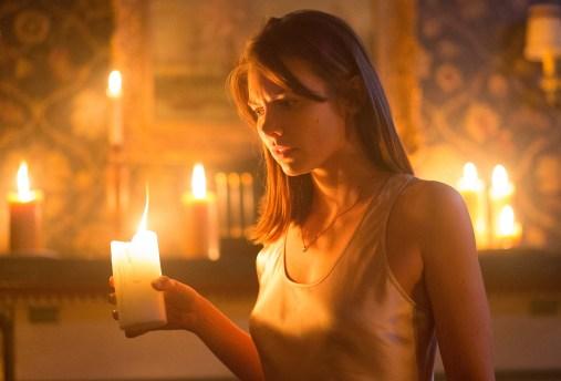 Greta (Lauren Cohan) hält das, was sie erlebt, für einen grausamen Scherz. © capelight pictures