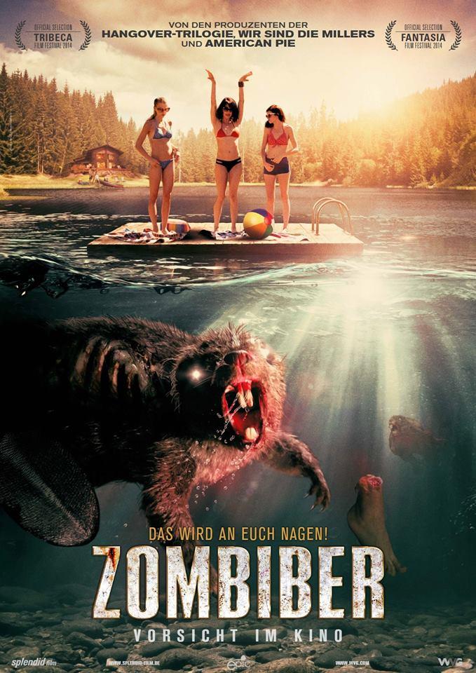 Zombiber poster