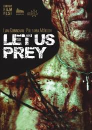 LET US PREY - Cover 1