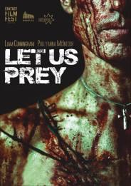 LET US PREY - Cover 1