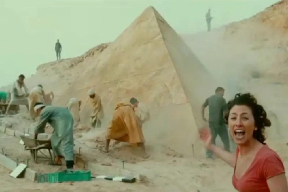 1. Pyramid, the pyramid