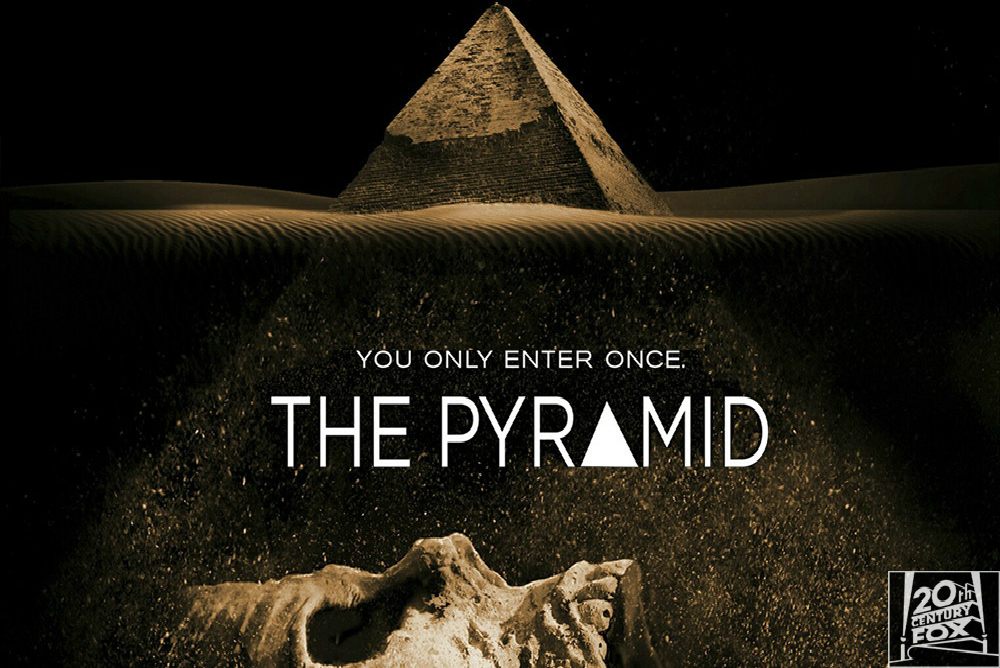The Pyramid 2014 Film Review Horror Movie Horror Homeroom The Pyramid