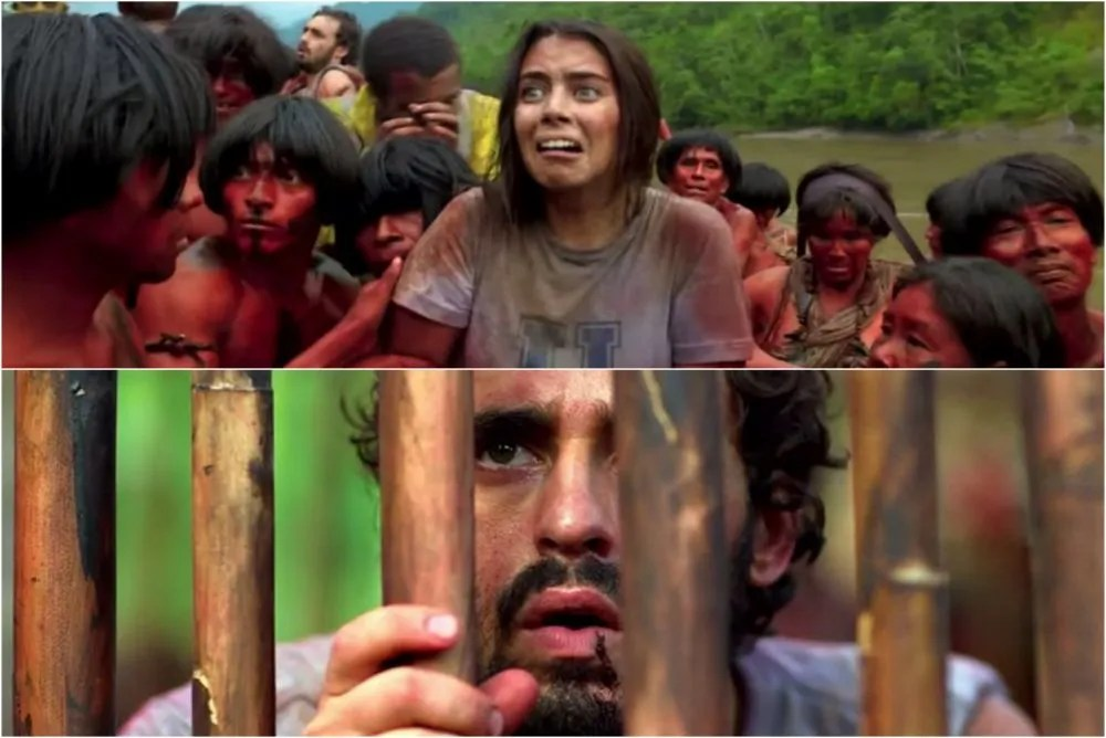 The Green Inferno 2015 Review Horror Movie Horror Homeroom