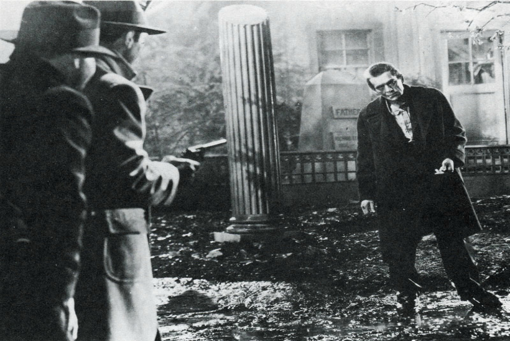 3. The Walking Dead, 1936, he walks at them