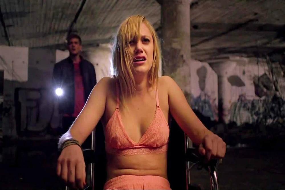 Sex horror movie sexy