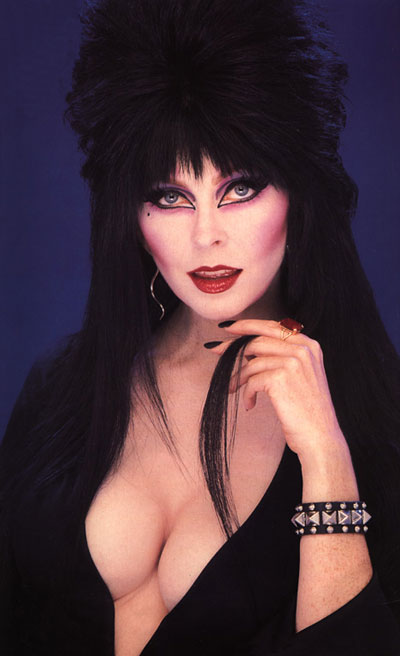 And a little More Elvira, Mistress of the Dark.